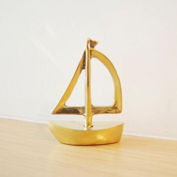 Sitting Figure Sculpture Minimal Aluminum Sculpture