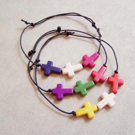 Crosses bracelets