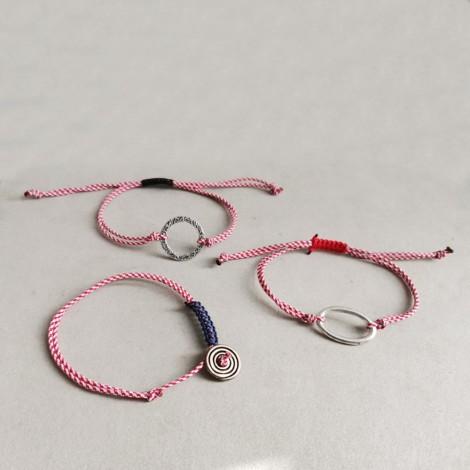 Circle March bracelet,...