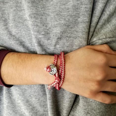 Triple March bracelet,...