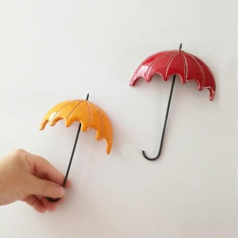 Ceramic umbrella wall...